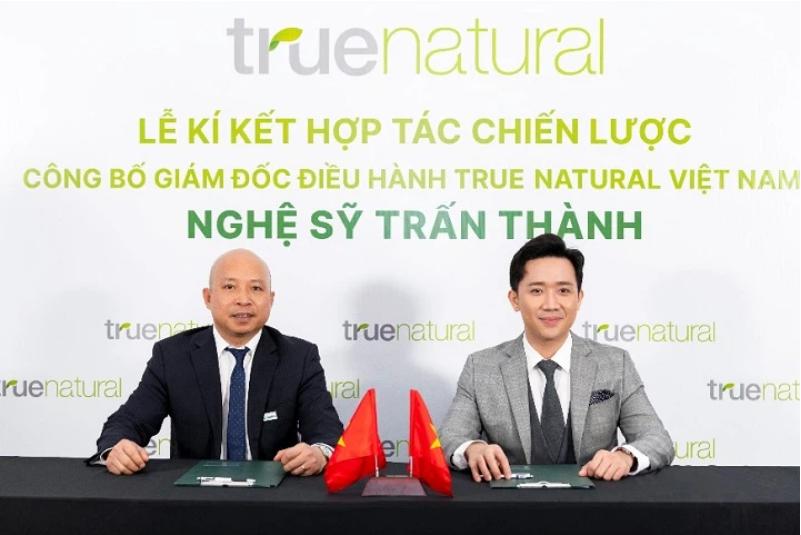 Nghệ sĩ Trấn Thành - Giám đốc điều hành True Natural Việt Nam