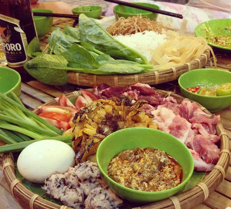 Bún bò Sài Gòn - Quán nhậu chất lượng quận Gò Vấp