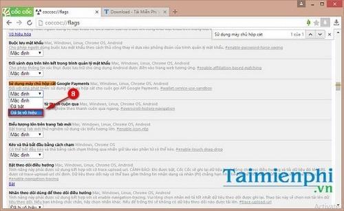 Cách sửa lỗi coc coc mà không sử dụng blog facebok internet