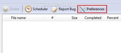 Quét vi-rút trên các tệp được tải xuống từ trình tải xuống quỹ đạo