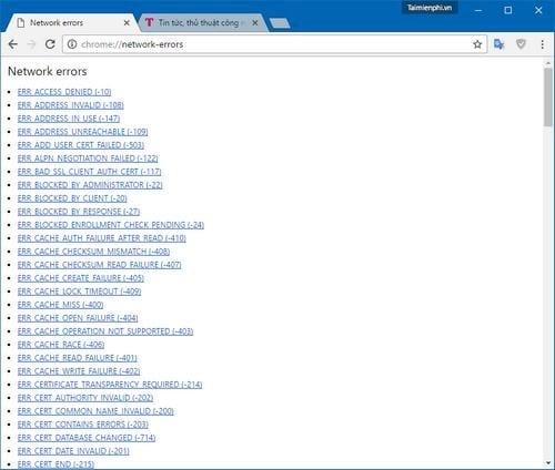nhưng trang web được bảo mật trên google chrome 3