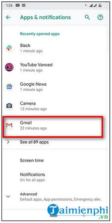 Làm thế nào để sửa lỗi không nhận được email trên điện thoại di động?