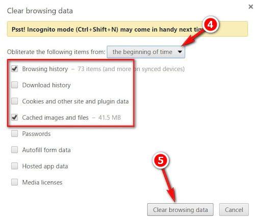 cách khắc phục google không thể tạo tài khoản của bạn