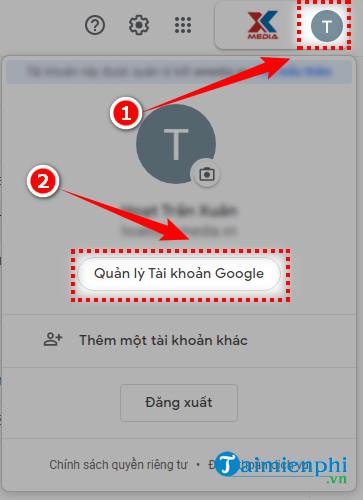 cách đăng nhập gmail bằng số điện thoại 4