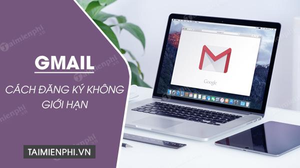 Cách đăng ký gmail mà không cần gọi đến tai nghe