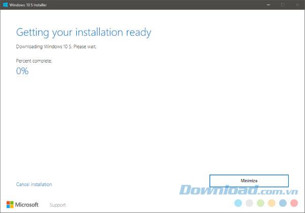 Tải xuống Windows 10 SẼ