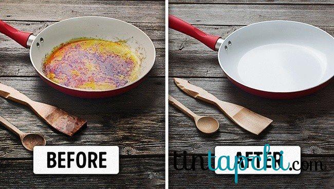 5 mẹo làm sạch dụng cụ nhà bếp đơn giản cho phụ nữ