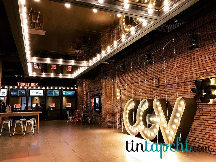 Tổ hợp nhà hát CGV, Lotte, BHD