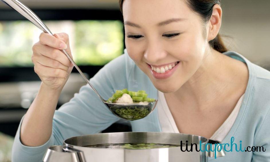 Mẹo hay để giúp phụ nữ chiến đấu với súp muối