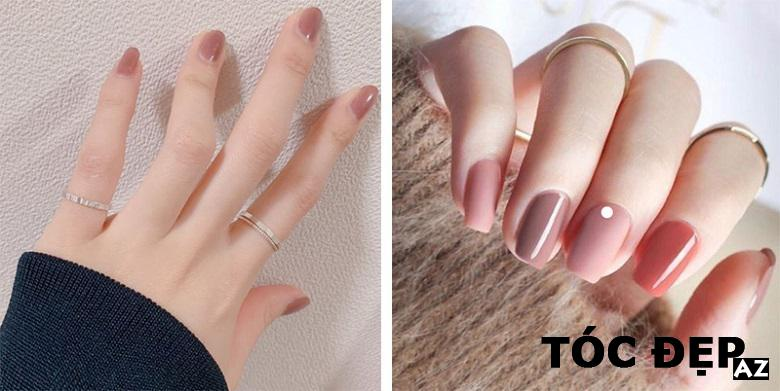 Phong cách sơn móng tay đẹp