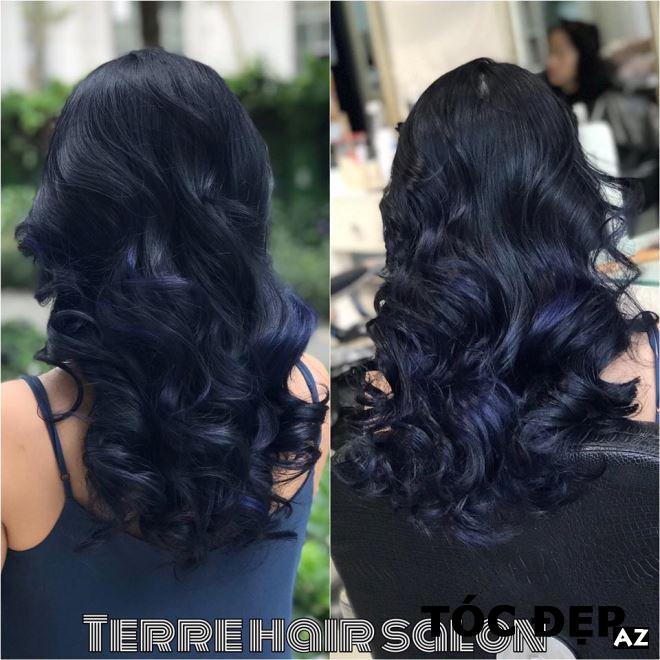 Hãy yên tâm với chất lượng của tiệm làm tóc đẹp vào dịp tết ở Hà Nội Terre