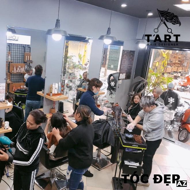 Thợ làm tóc đẹp vào năm mới Neo Image