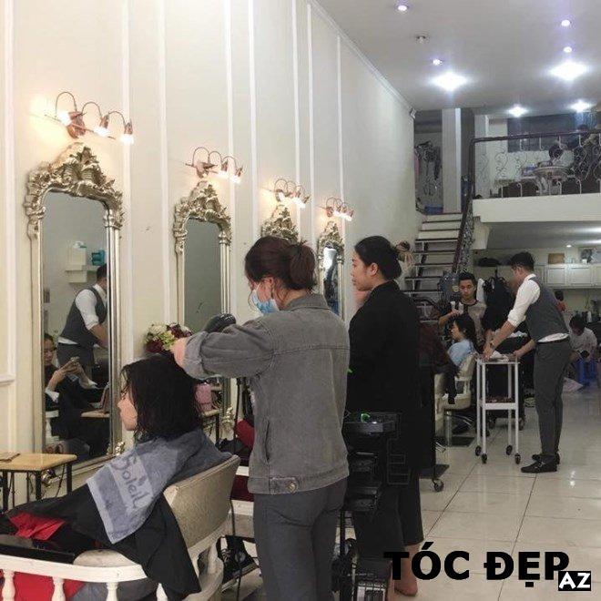 Salon tóc đẹp vào dịp tết tại Hà Nội - ngay lập tức Salon Le Soleil Hair