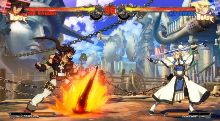 Đồ họa gothic điển hình của Game Nhật Bản
