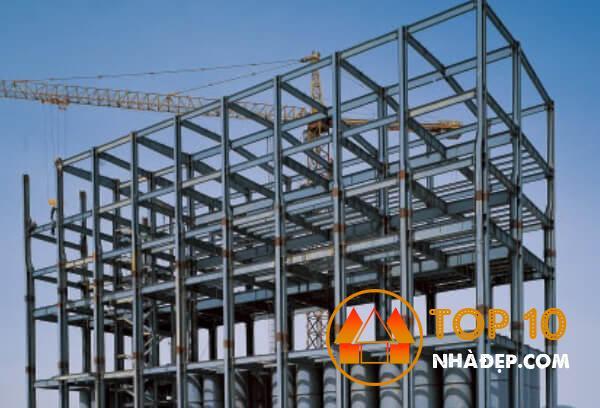 Nhà ở kết cấu thép: Những điều cần lưu ý 2