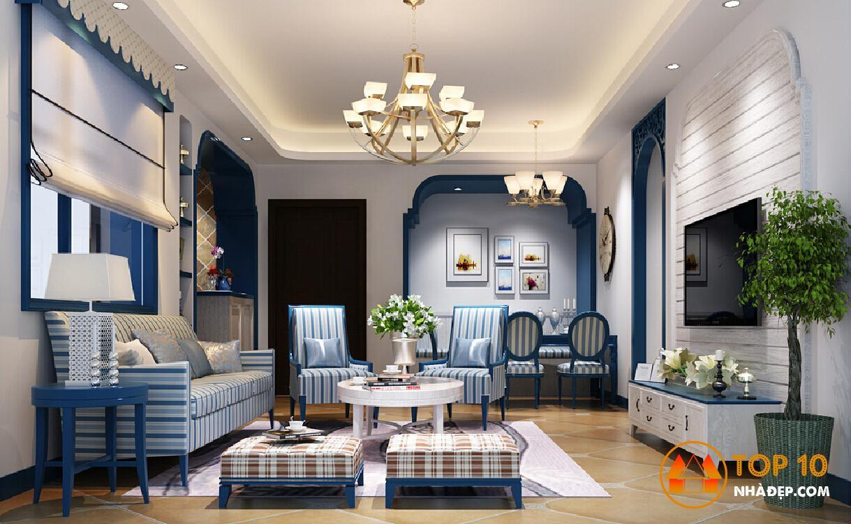 Tìm hiểu về phong cách nội thất Địa Trung Hải 11