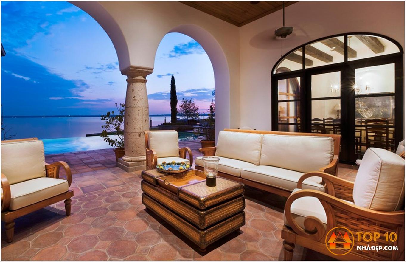 Tìm hiểu về phong cách nội thất Địa Trung Hải 7