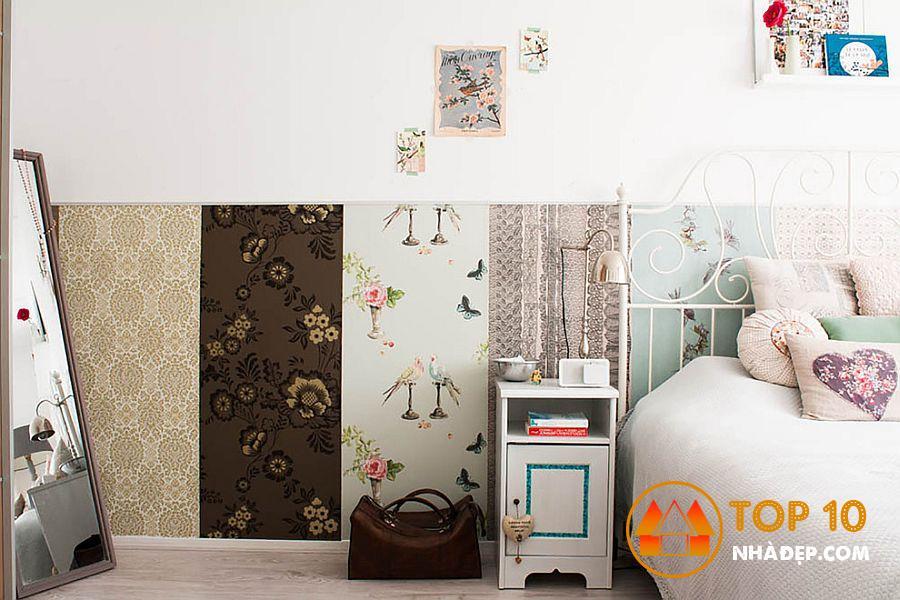Làm thế nào để trang trí ngôi nhà của bạn với tờ báo cũ? 4