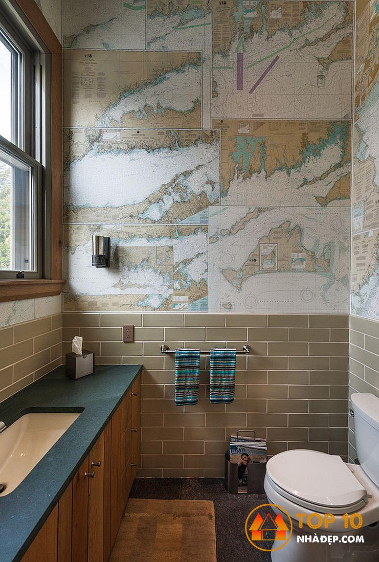 Làm thế nào để trang trí ngôi nhà của bạn với tờ báo cũ? 7