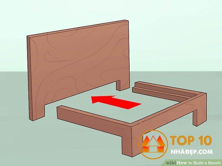 Làm ghế gỗ đơn giản cho gia đình 10