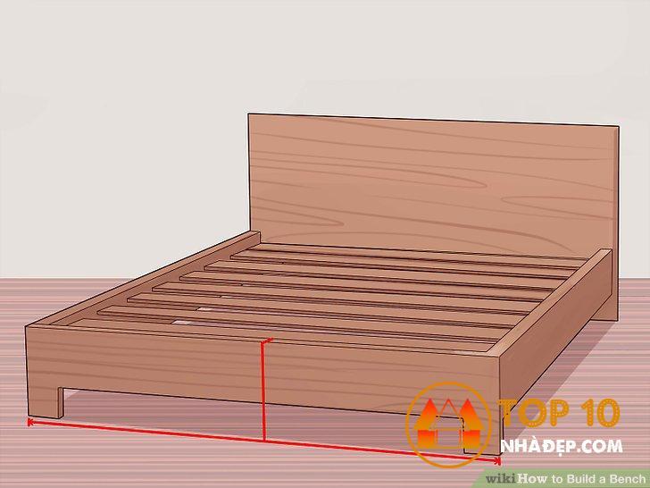Làm ghế gỗ đơn giản cho gia đình 7