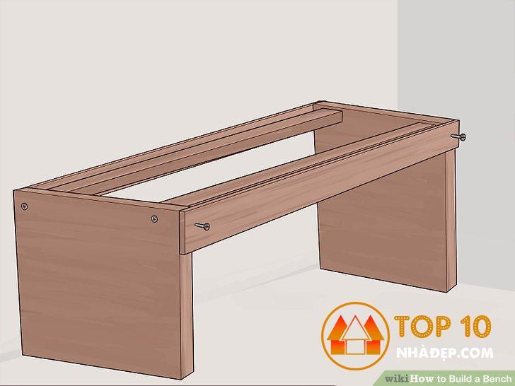 Làm một chiếc ghế gỗ đơn giản cho gia đình 16
