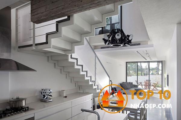 Hơn 100 ý tưởng thiết kế nhà bếp dưới một cầu thang đẹp 31