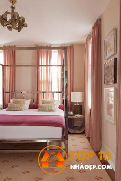 Hơn 80 ý tưởng trang trí phòng ngủ nhỏ, hoàn hảo thu hút mọi ánh nhìn 10