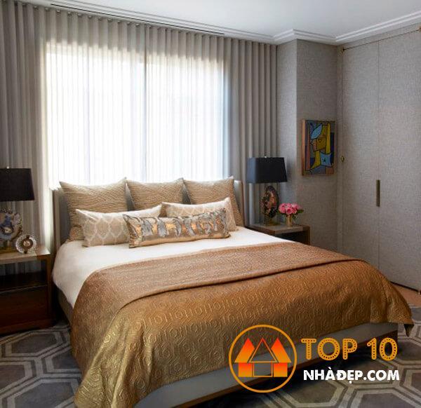 Hơn 80 ý tưởng trang trí phòng ngủ nhỏ, hoàn hảo nhỏ thu hút mọi ánh nhìn 11