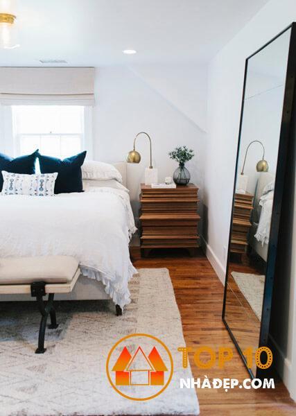 Hơn 80 ý tưởng trang trí phòng ngủ nhỏ, hoàn hảo thu hút mọi ánh nhìn 4