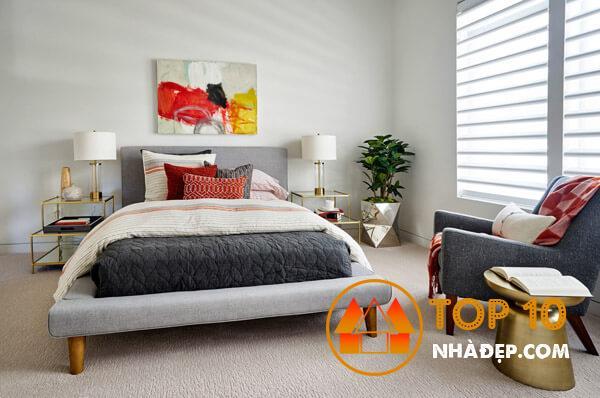 Hơn 80 ý tưởng trang trí phòng ngủ nhỏ, hoàn hảo thu hút mọi ánh nhìn 29