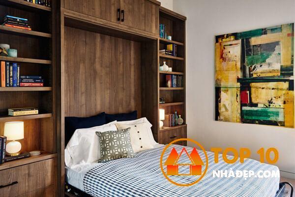 Hơn 80 ý tưởng trang trí phòng ngủ nhỏ, hoàn hảo thu hút mọi ánh nhìn 13