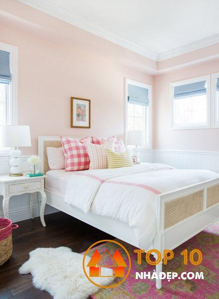 Hơn 80 ý tưởng trang trí phòng ngủ nhỏ, hoàn hảo thu hút mọi ánh nhìn 12