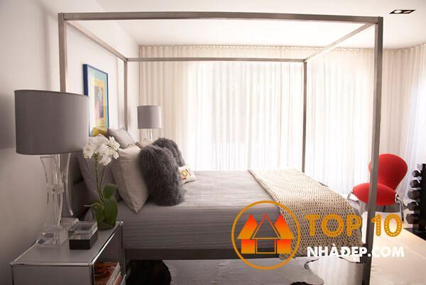 Hơn 80 ý tưởng trang trí phòng ngủ nhỏ, hoàn hảo thu hút mọi ánh nhìn 23