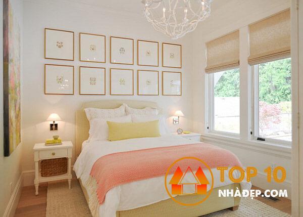 Hơn 80 ý tưởng trang trí phòng ngủ nhỏ, nhỏ hoàn hảo thu hút mọi ánh nhìn 48