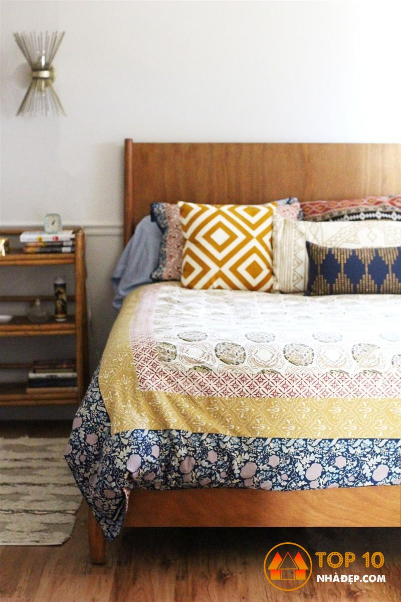 Hơn 80 ý tưởng trang trí phòng ngủ nhỏ, hoàn hảo thu hút mọi ánh nhìn 37