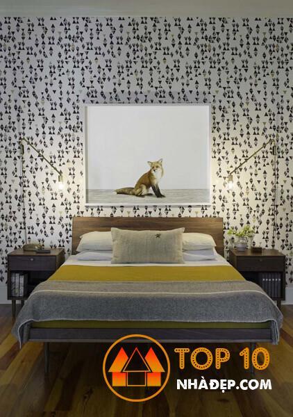 Hơn 80 ý tưởng trang trí phòng ngủ nhỏ, hoàn hảo thu hút mọi ánh nhìn 45
