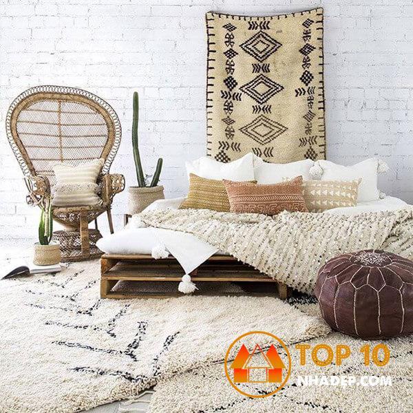 Hơn 80 ý tưởng trang trí phòng ngủ nhỏ, hoàn hảo thu hút mọi ánh nhìn 57