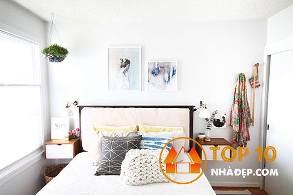 Hơn 80 ý tưởng trang trí phòng ngủ nhỏ, hoàn hảo nhỏ thu hút mọi ánh nhìn 50