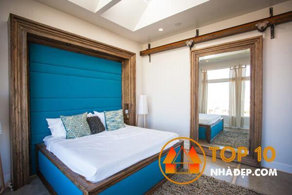 Hơn 80 ý tưởng trang trí phòng ngủ nhỏ, hoàn hảo thu hút mọi ánh nhìn 56