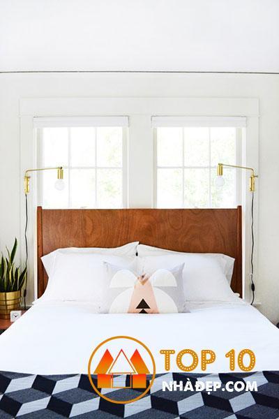 Hơn 80 ý tưởng trang trí phòng ngủ nhỏ, hoàn hảo thu hút mọi ánh nhìn 52