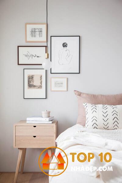 Hơn 80 ý tưởng trang trí phòng ngủ nhỏ, hoàn hảo thu hút mọi ánh nhìn 49