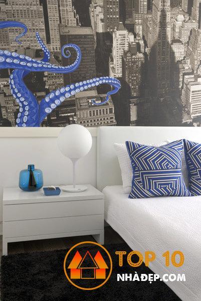 Hơn 80 ý tưởng trang trí phòng ngủ nhỏ, hoàn hảo thu hút mọi ánh nhìn 58