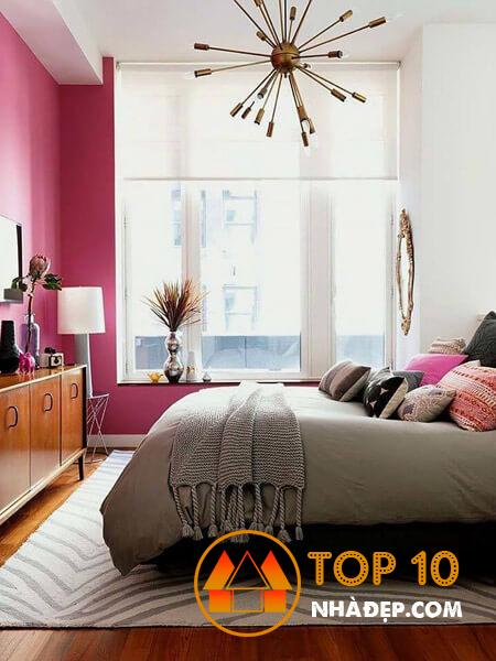Hơn 80 ý tưởng trang trí phòng ngủ nhỏ, hoàn hảo thu hút mọi ánh nhìn 51