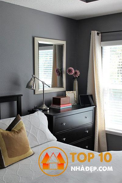 Hơn 80 ý tưởng trang trí phòng ngủ nhỏ, hoàn hảo thu hút mọi ánh nhìn 60