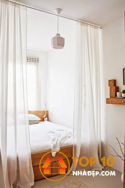 Hơn 80 ý tưởng trang trí phòng ngủ nhỏ, hoàn hảo thu hút mọi ánh nhìn 63