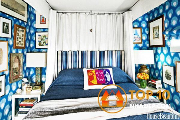 Hơn 80 ý tưởng trang trí phòng ngủ nhỏ, hoàn hảo thu hút mọi ánh nhìn 74