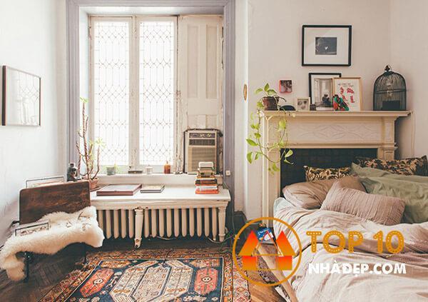 Hơn 80 ý tưởng trang trí phòng ngủ nhỏ, hoàn hảo thu hút mọi ánh nhìn 70