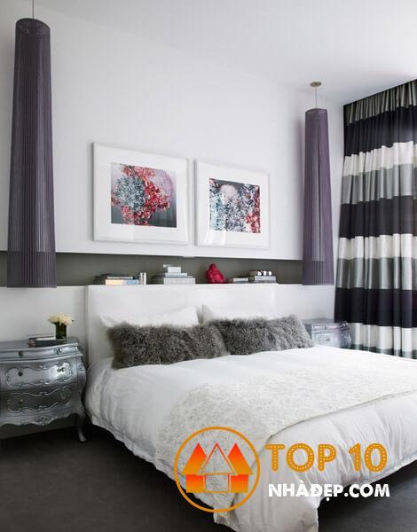 Hơn 80 ý tưởng trang trí phòng ngủ nhỏ, hoàn hảo thu hút mọi ánh nhìn 65