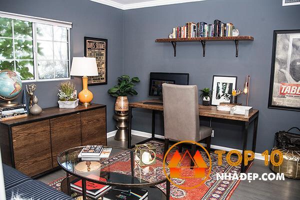 Hơn 85 thiết kế văn phòng tại nhà (ĐAP) truyền cảm hứng cho công việc 1